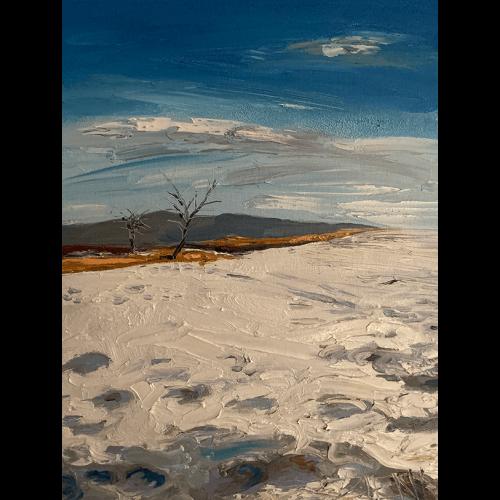 Artur Zienko_Drzewo w zimie_1x1