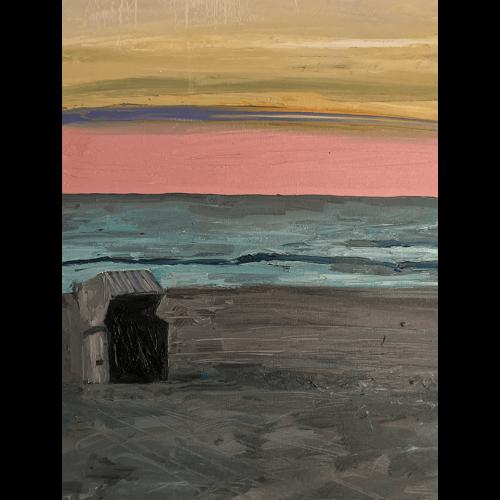 Artur Zienko_Kosz na plaży_1x1